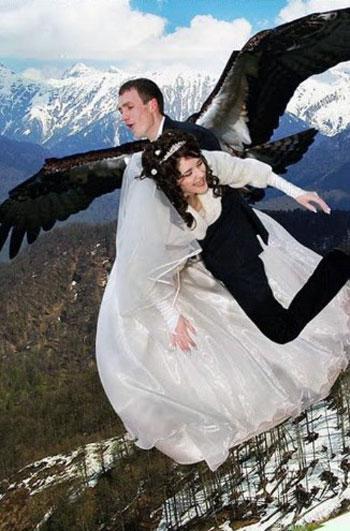 صور زفاف معدله ببرنامج الفوتوشوب (9)