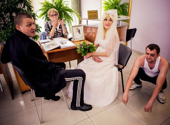 صور زفاف معدلة ببرنامج الفوتوشوب (10)