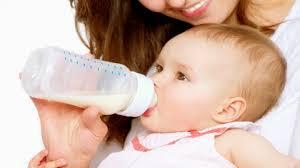 ببرونة الرضاعة