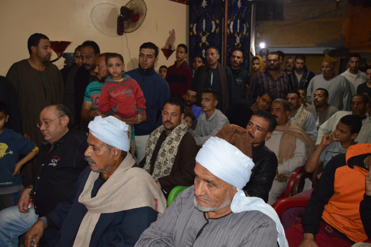 مؤتمر محمد فودة (3)