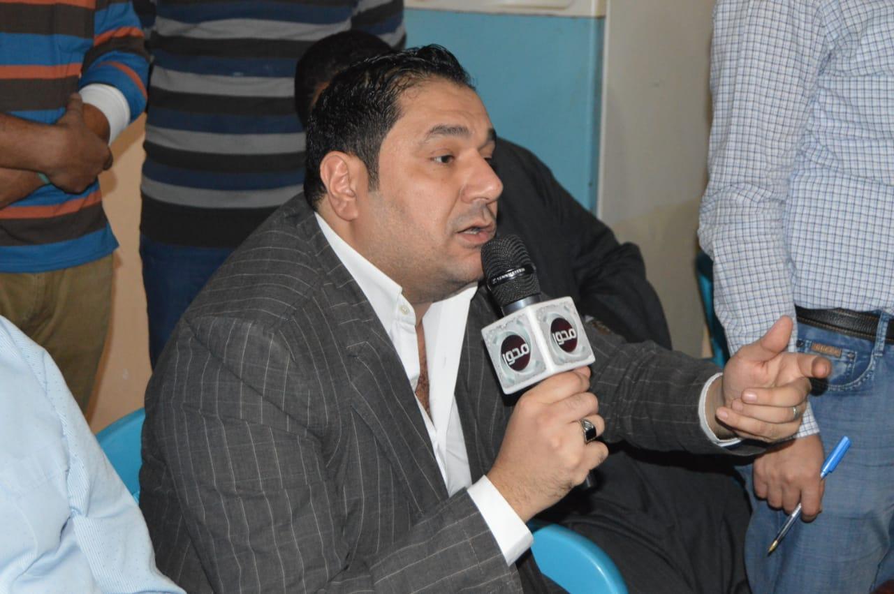 مؤتمر محمد فودة (8)