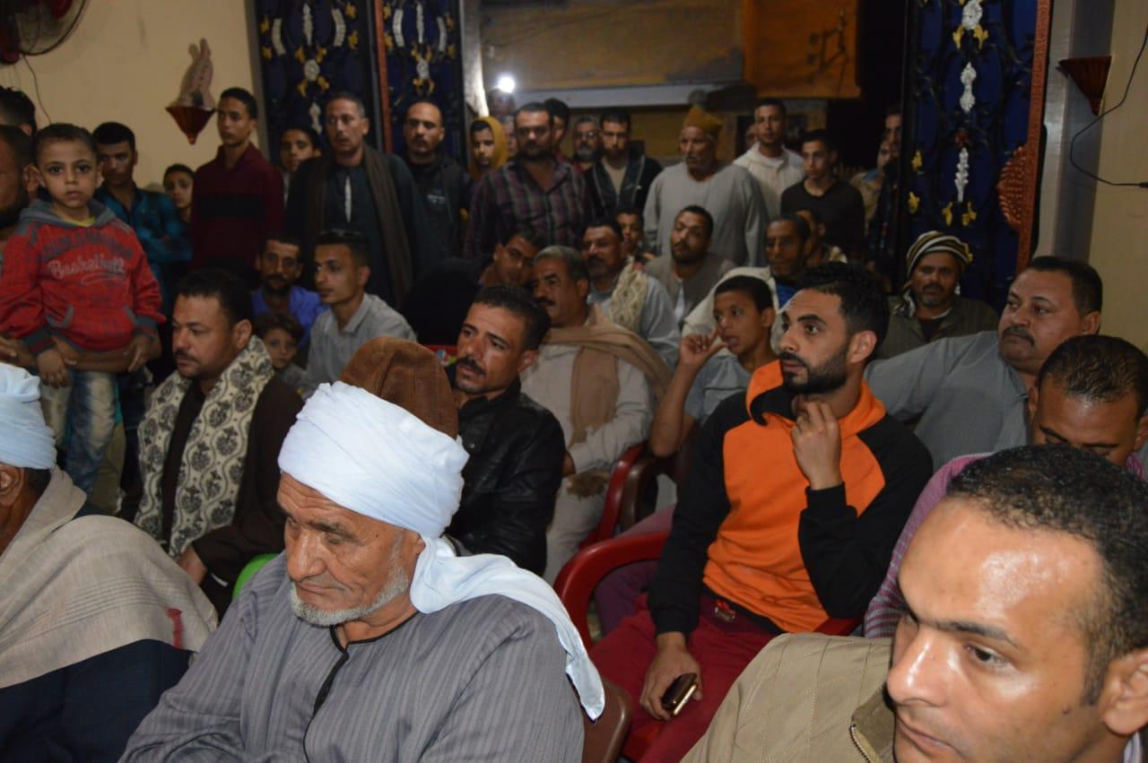 مؤتمر محمد فودة (5)
