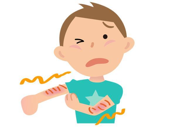 اعراض حساسية الدم