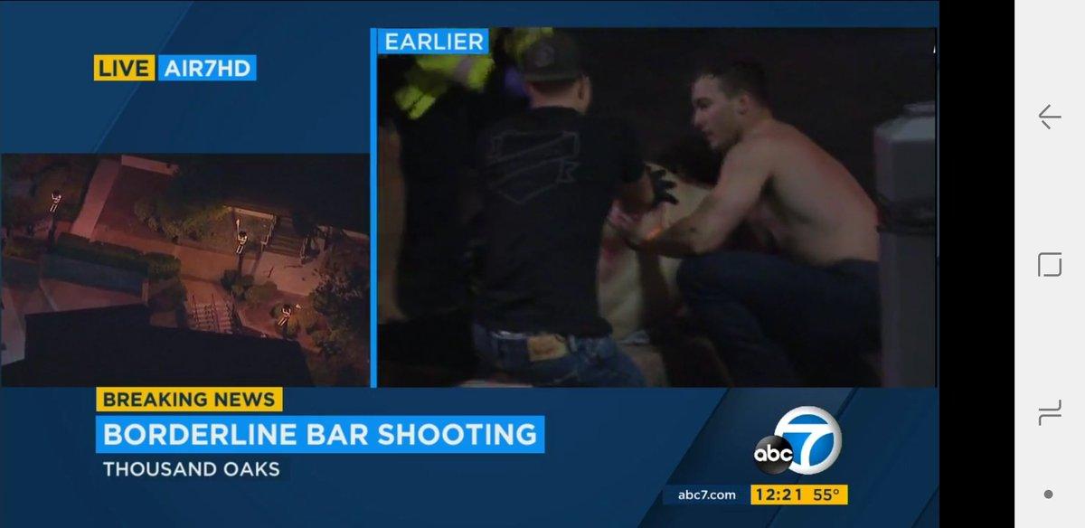 مكان غطلاق النار فى كاليفورنيا  (2)