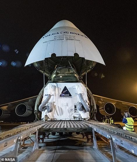 اختبارات ناسا