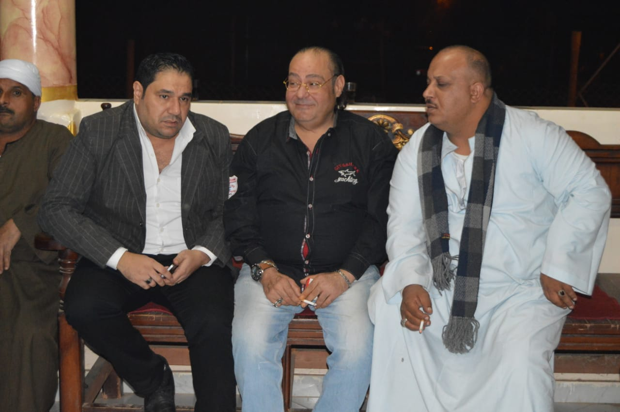 مؤتمر محمد فودة (1)