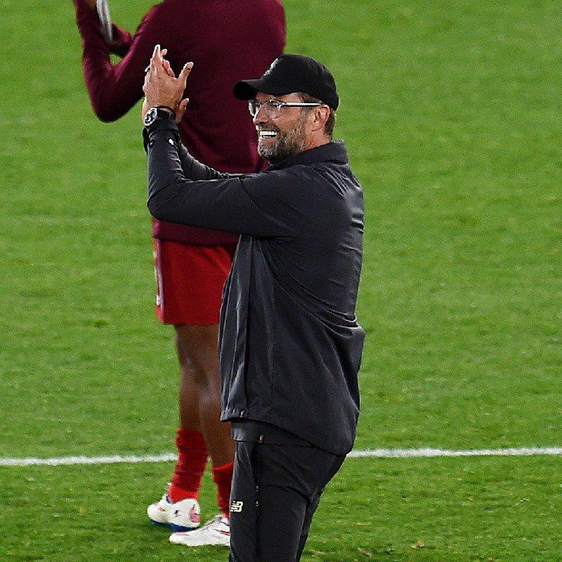 كلوب مدرب ليفربول