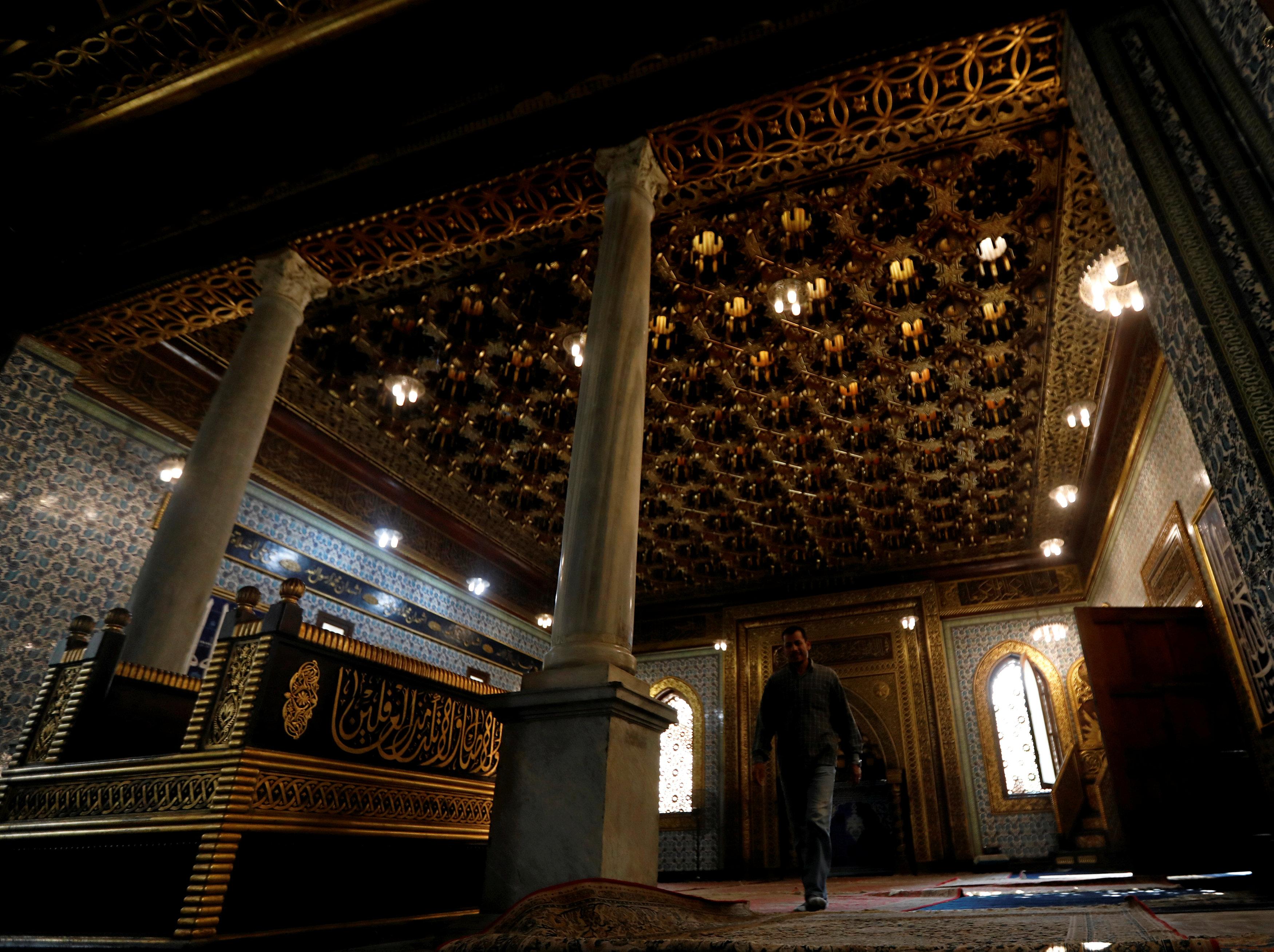 جانب من قصر الأمير محمد على بالمنيل (1)