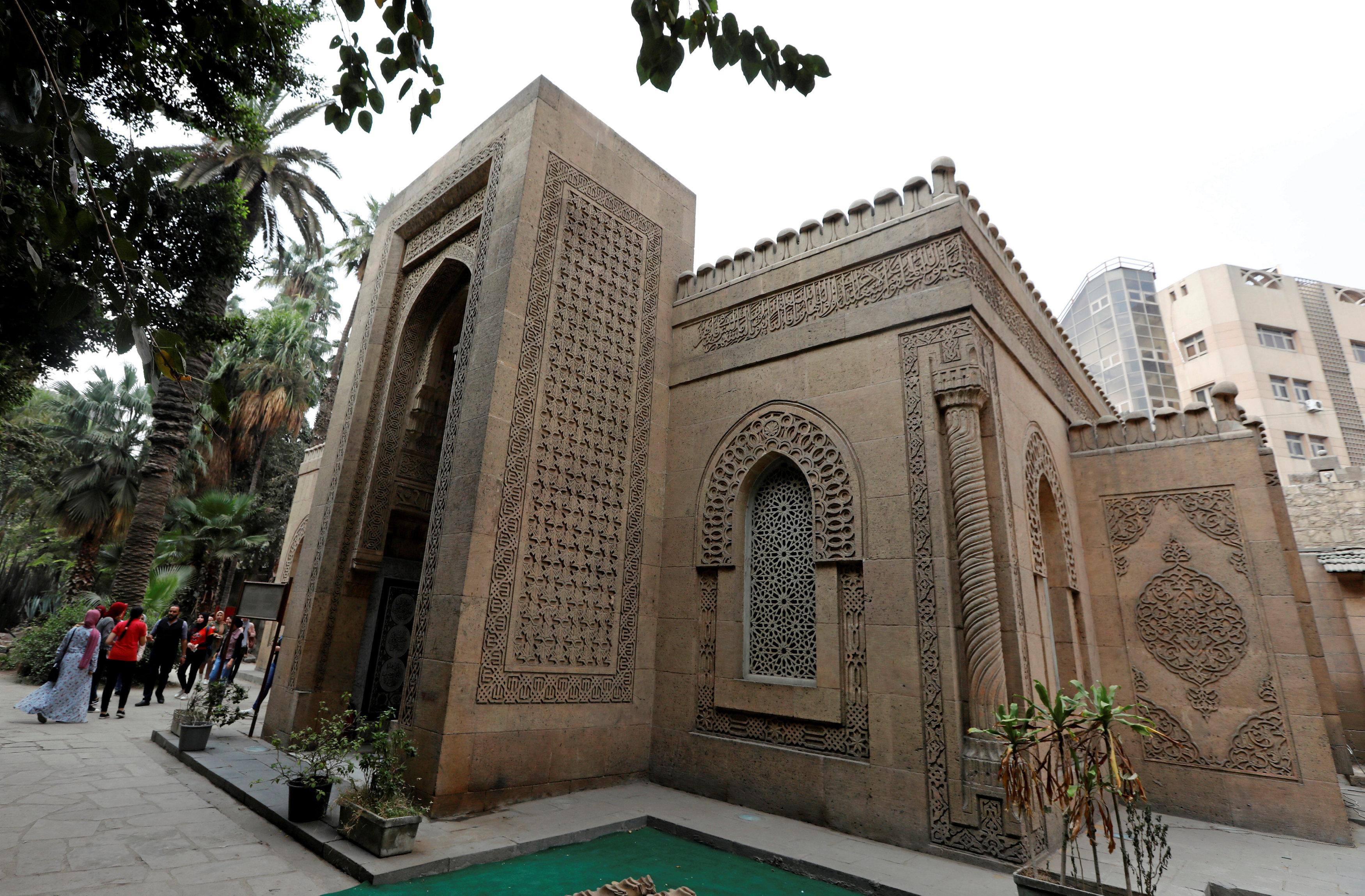 جانب من قصر الأمير محمد على بالمنيل (6)