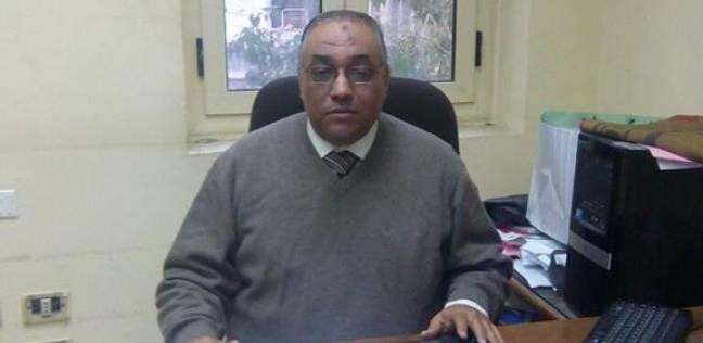 الدكتور مصطفى السيد رئيس قطاع التفتيش الصيدلى بالإدارة المركزية