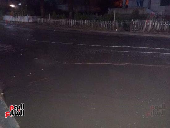 أمطار دمياط (2)
