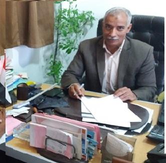 محمد جاد رئيس قرية كسفريت