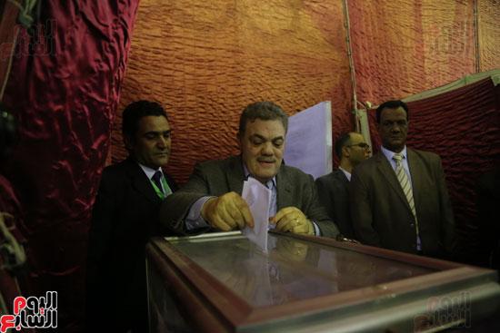 انتخابات الهيئة العليا لحزب الوفد (3)