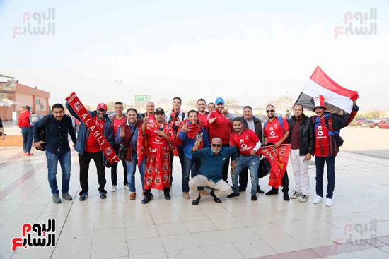 مغادرة الجمهور المصرى لتونس (3)