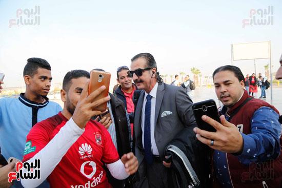 مغادرة الجمهور المصرى لتونس (8)