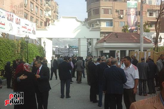 انتخابات الهيئة العليا للوفد  (6)