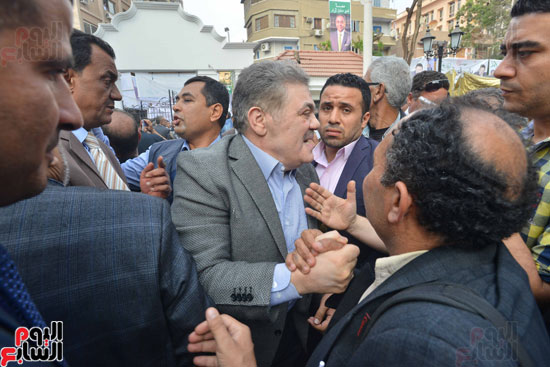 انتخابات الهيئة العليا لحزب الوفد (4)