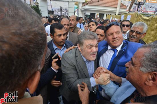 انتخابات الهيئة العليا لحزب الوفد (5)