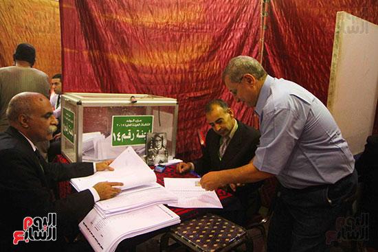 انتخابات حزب الوفد (12)