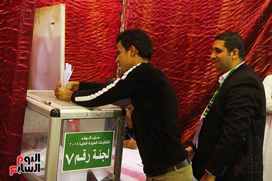انتخابات حزب الوفد (11)