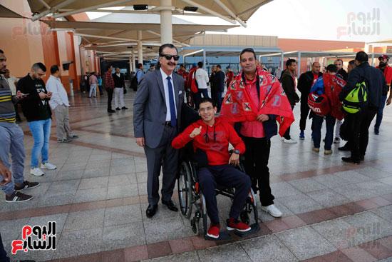 مغادرة الجمهور المصرى لتونس (11)