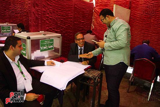 انتخابات حزب الوفد (7)