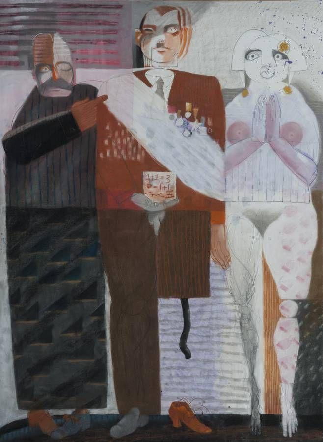 لوحات كلود لومان (3)