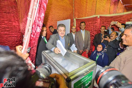 انتخابات الهيئة العليا لحزب الوفد (12)