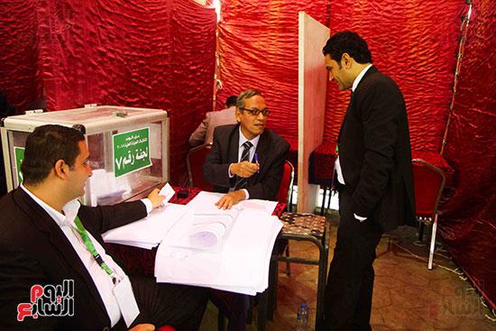 انتخابات حزب الوفد (3)
