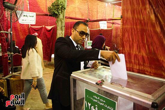 انتخابات حزب الوفد (8)
