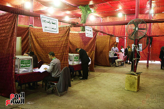 انتخابات حزب الوفد (6)