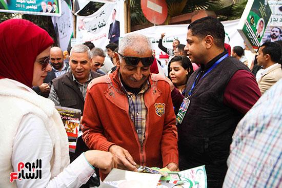 انتخابات حزب الوفد (16)