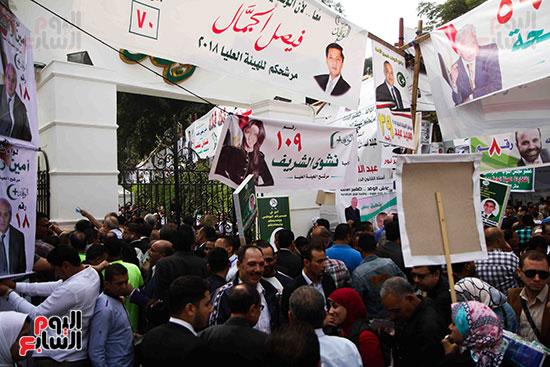 انتخابات حزب الوفد (14)