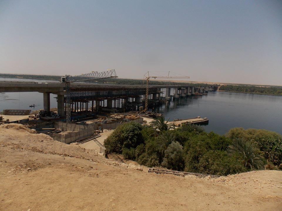 المحاور المرورية علي النيل