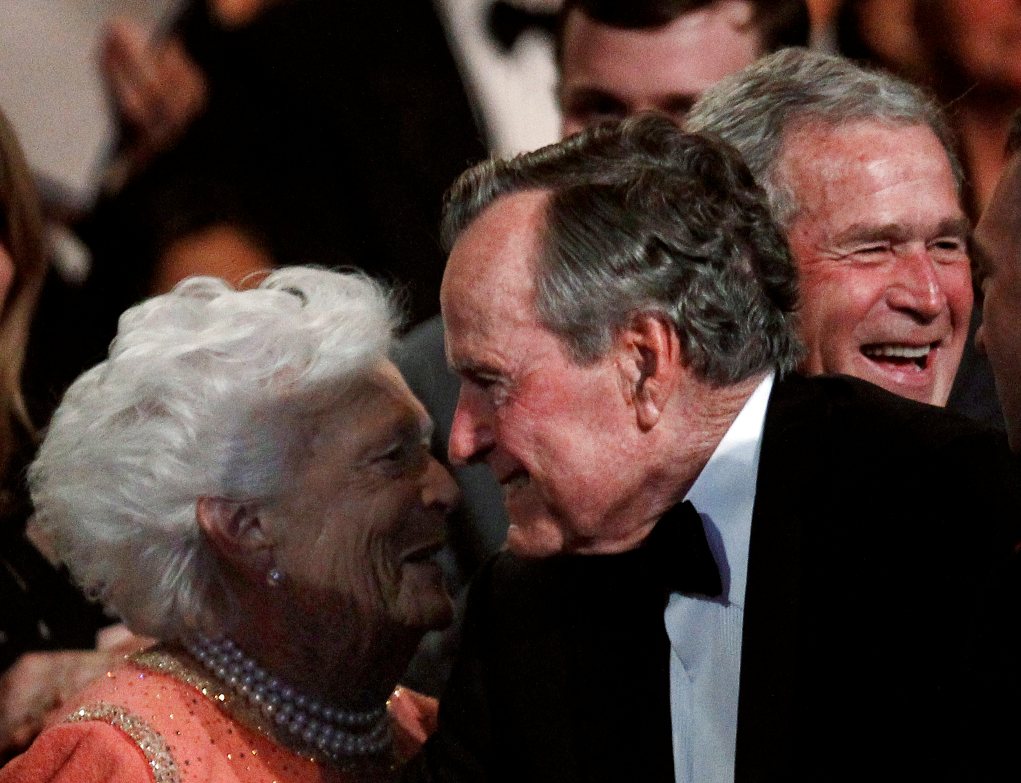 جورج بوش الأب  الرئيس الأمريكى الأسبق  (10)
