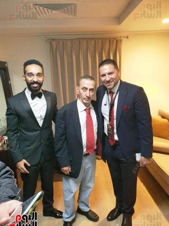 زياد رحبانى يتألق فى أقوى حفلاته بالقاهرة بحضور نجوم الفن (16)