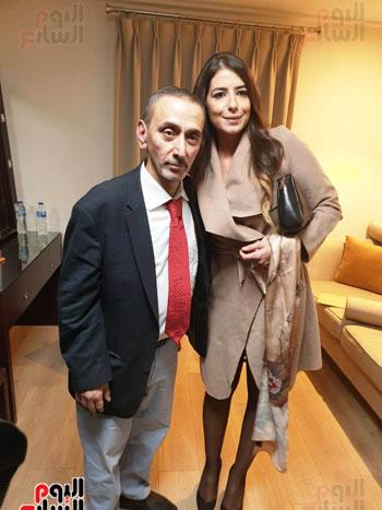 زياد رحبانى يتألق فى أقوى حفلاته بالقاهرة بحضور نجوم الفن (22)