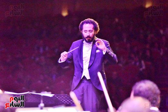 زياد رحبانى يتألق فى أقوى حفلاته بالقاهرة بحضور نجوم الفن (2)