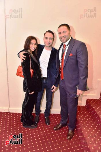 زياد رحبانى يتألق فى أقوى حفلاته بالقاهرة بحضور نجوم الفن (25)
