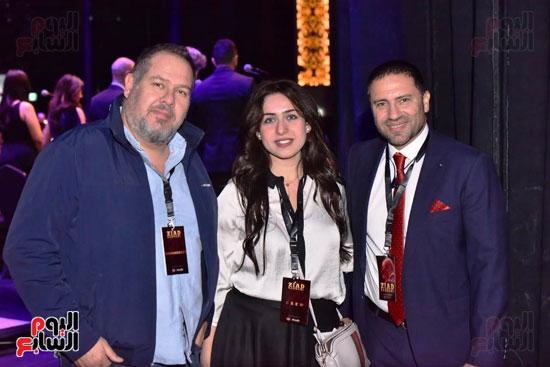 زياد رحبانى يتألق فى أقوى حفلاته بالقاهرة بحضور نجوم الفن (13)