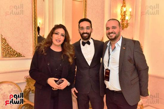 زياد رحبانى يتألق فى أقوى حفلاته بالقاهرة بحضور نجوم الفن (20)