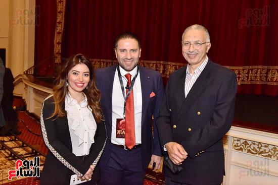 زياد رحبانى يتألق فى أقوى حفلاته بالقاهرة بحضور نجوم الفن (15)