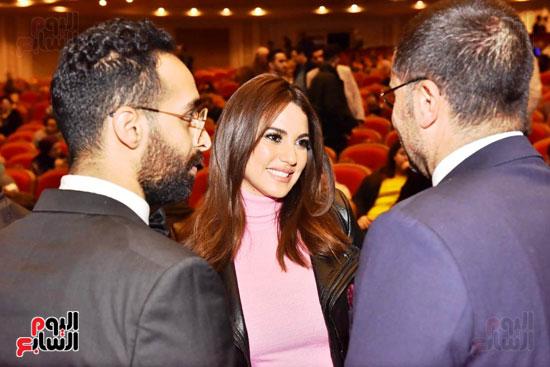 زياد رحبانى يتألق فى أقوى حفلاته بالقاهرة بحضور نجوم الفن (6)