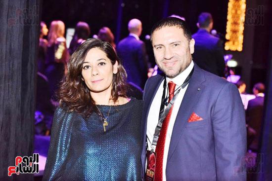 زياد رحبانى يتألق فى أقوى حفلاته بالقاهرة بحضور نجوم الفن (21)