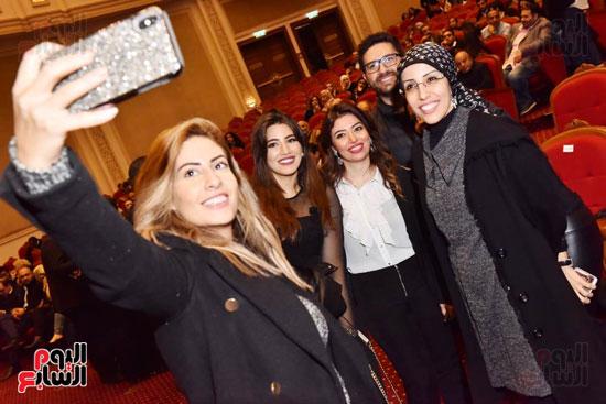 زياد رحبانى يتألق فى أقوى حفلاته بالقاهرة بحضور نجوم الفن (8)