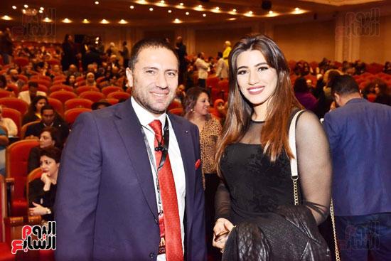 زياد رحبانى يتألق فى أقوى حفلاته بالقاهرة بحضور نجوم الفن (26)