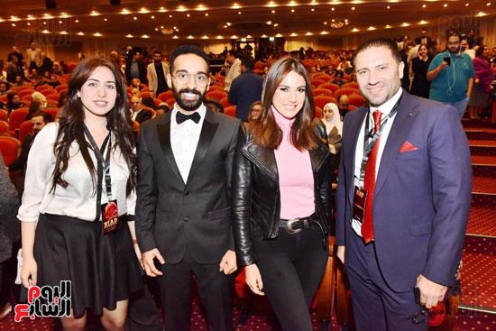 زياد رحبانى يتألق فى أقوى حفلاته بالقاهرة بحضور نجوم الفن (11)