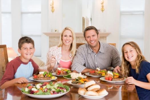 عائلة صحية