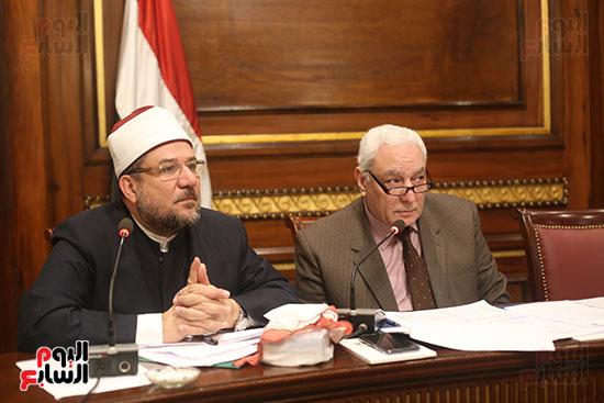 صور لجنة الشئون الدينية والأوقاف (10)