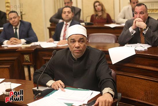 صور لجنة الشئون الدينية والأوقاف (6)